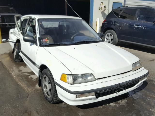 1991 HONDA CIVIC LX 1.5L