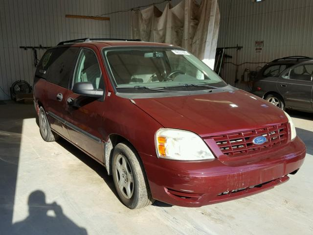 2006 FORD FREESTAR S 3.9L