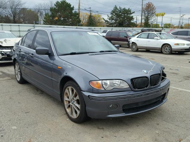 2003 BMW 330 3.0L