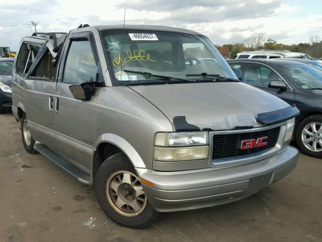 2001 GMC SAFARI XT 4.3L