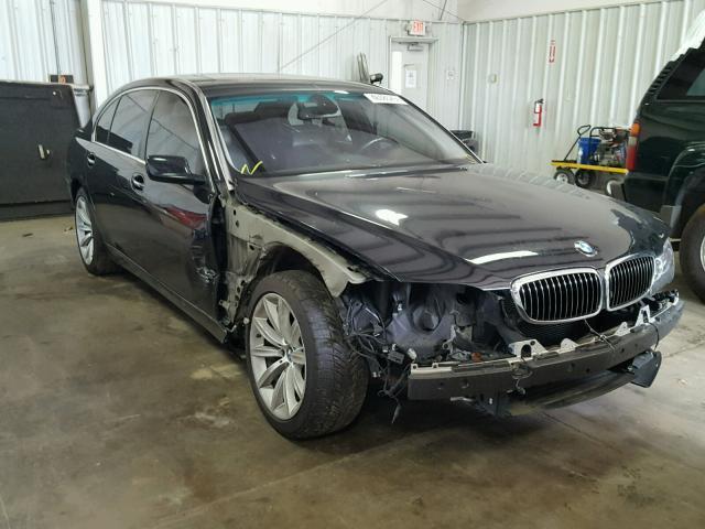2008 BMW 750 4.8L