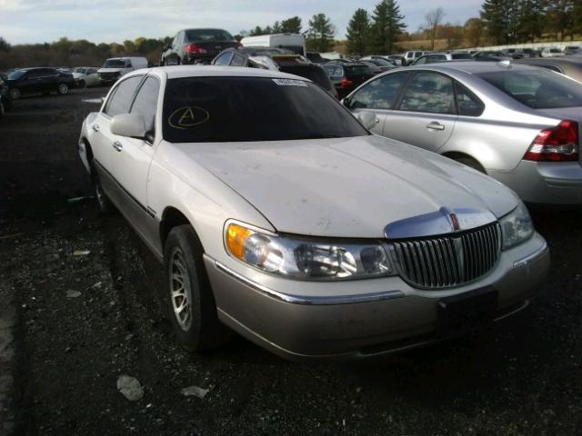 2000 LINCOLN TOWN CAR 4.6L