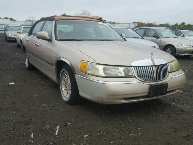 1998 LINCOLN TOWN CAR 4.6L