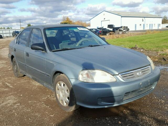 2000 HONDA CIVIC 1.6L