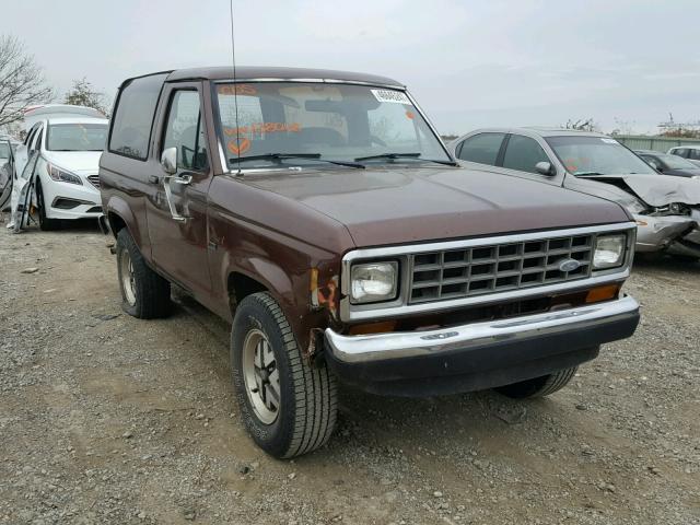 1988 FORD BRONCO II 2.9L