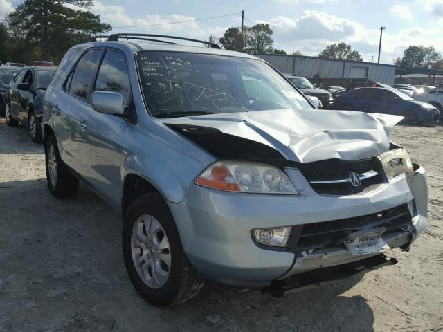 Auto Auction Ended On VIN HNYDH ACURA MDX In GA - Acura 2003 mdx
