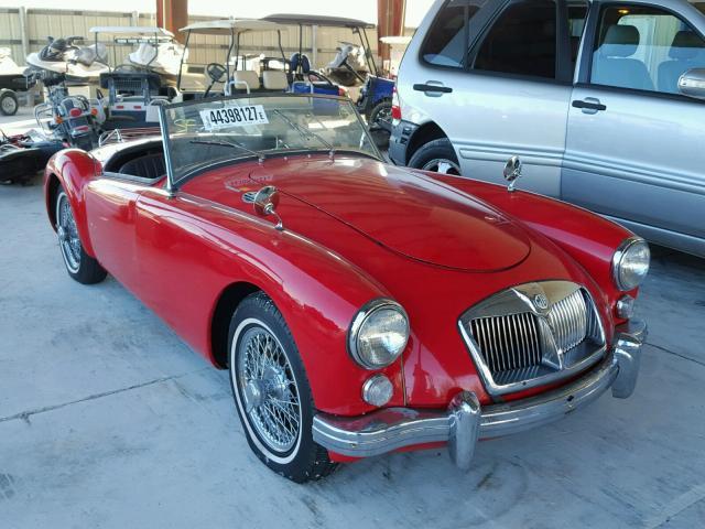 1962 MG MGA C