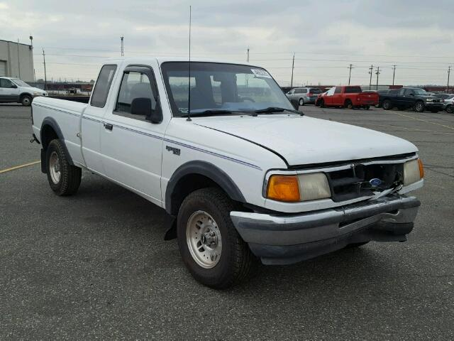 1994 ford ranger super cab for sale wa pasco salvage. Black Bedroom Furniture Sets. Home Design Ideas