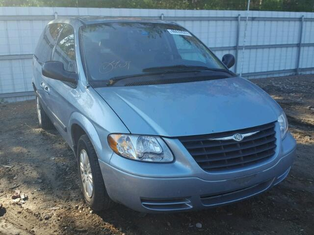 2006 CHRYSLER TOWN & COU 3.3L