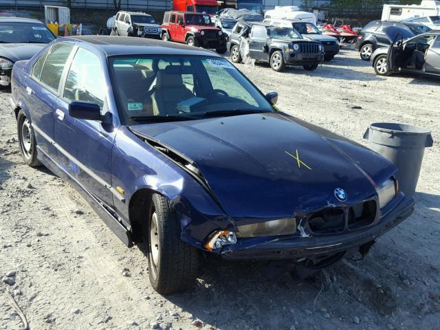 1997 BMW 328 I 2.8L