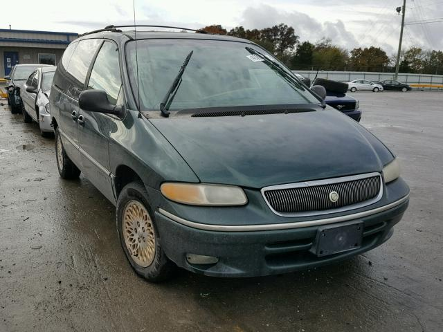 1997 CHRYSLER TOWN & COU 3.8L