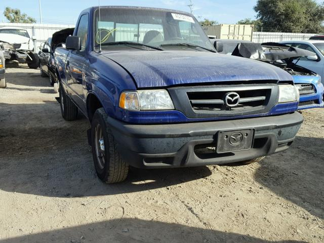 Auto Auction Ended on VIN: 4F4YR12D53TM13279 2003 MAZDA B2300 in CA