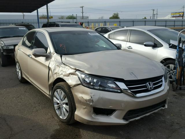 2013 honda accord exl for sale az phoenix salvage. Black Bedroom Furniture Sets. Home Design Ideas