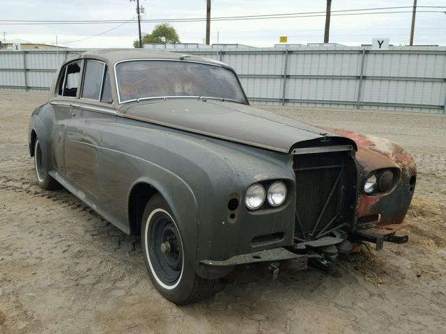 Auto Auction Ended on VIN: B214HN 1965 Bentley S3 in CA
