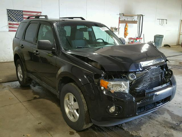 2012 FORD ESCAPE 2.5L