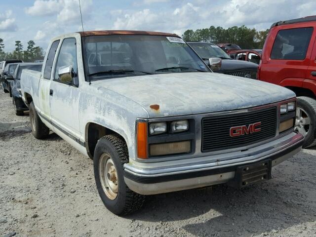 1989 GMC SIERRA 5.7L