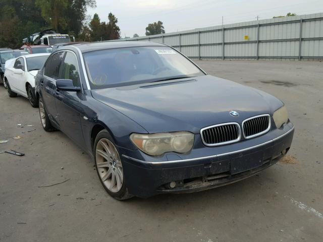 2003 BMW 745 LI 4.4L