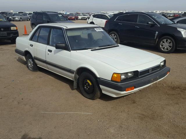 1985 HONDA ACCORD 1.8L