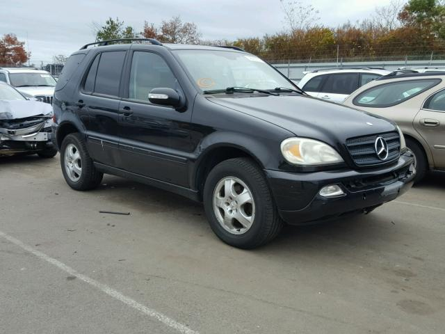 2005 MERCEDES-BENZ ML 3.7L