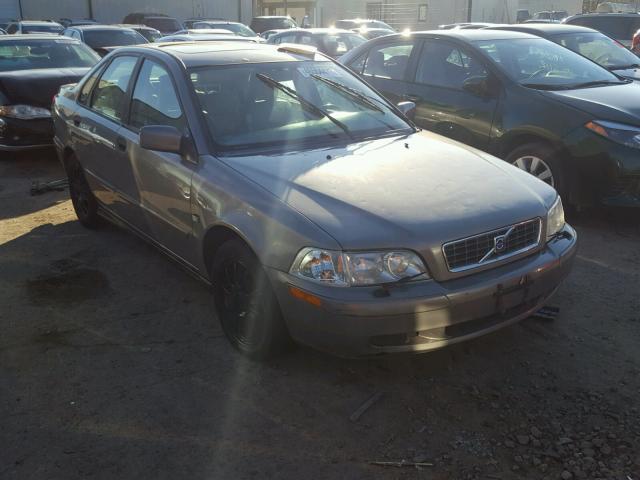 2004 VOLVO S40 1.9T 1.9L