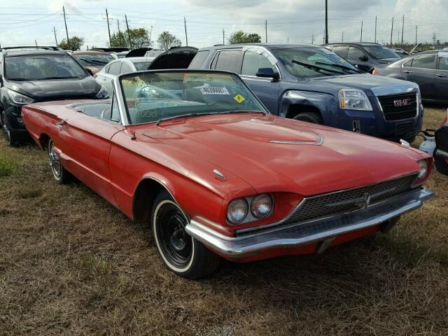 1966 Ford Thunderbird for sale in Houston, TX