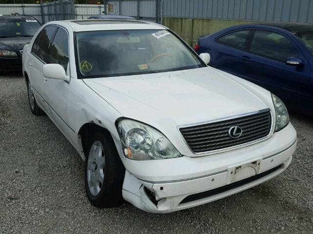 2003 LEXUS LS 430 4.3L