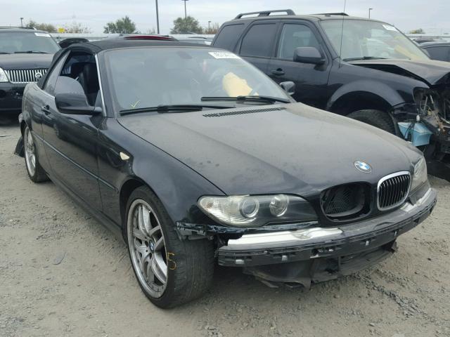 2004 BMW 330 CI 3.0L
