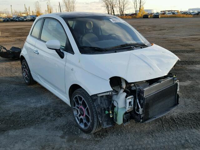 2012 FIAT 500 SPORT 1.4L