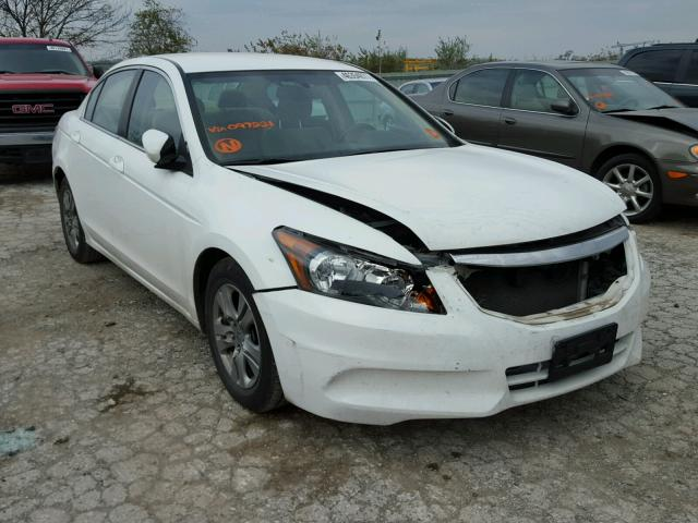 2011 HONDA ACCORD 2.4L