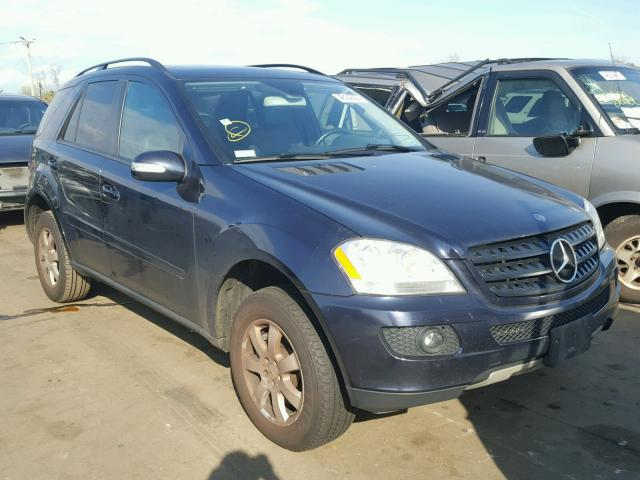 2006 MERCEDES-BENZ ML 3.5L