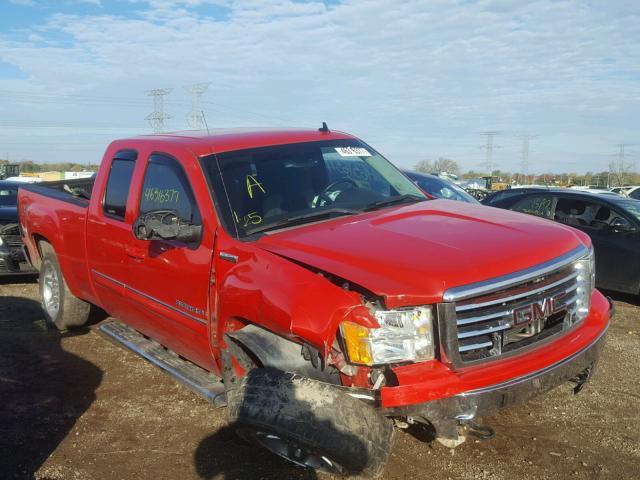 2008 GMC SIERRA 5.3L