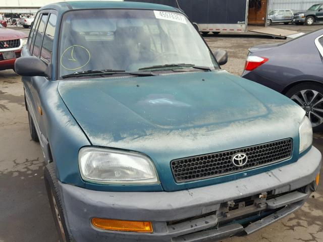 1997 TOYOTA RAV4 2.0L