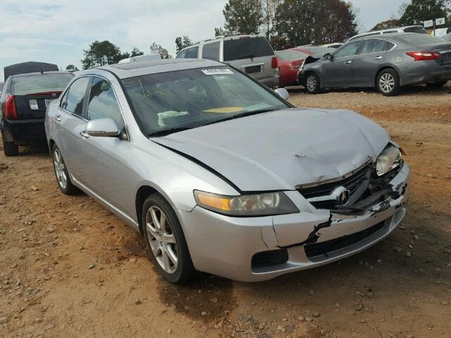 Auto Auction Ended on VIN: NCS97240 2005 Acura Tsx in NC