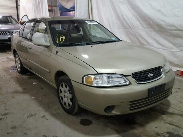 2001 NISSAN SENTRA XE 1.8L