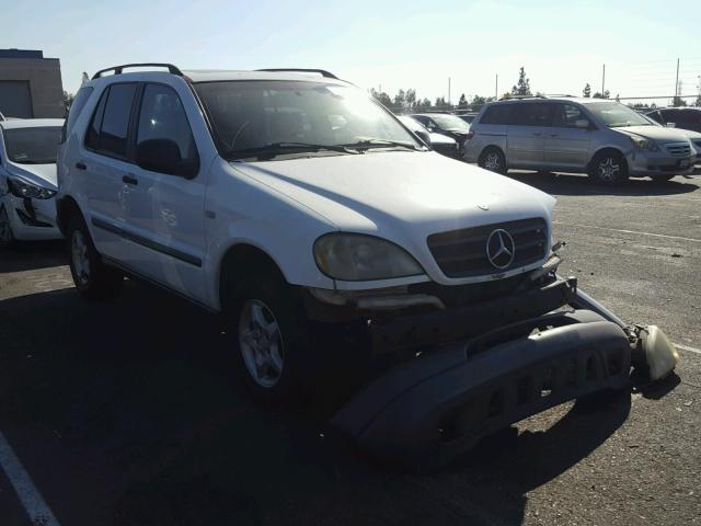 1999 MERCEDES-BENZ ML 3.2L