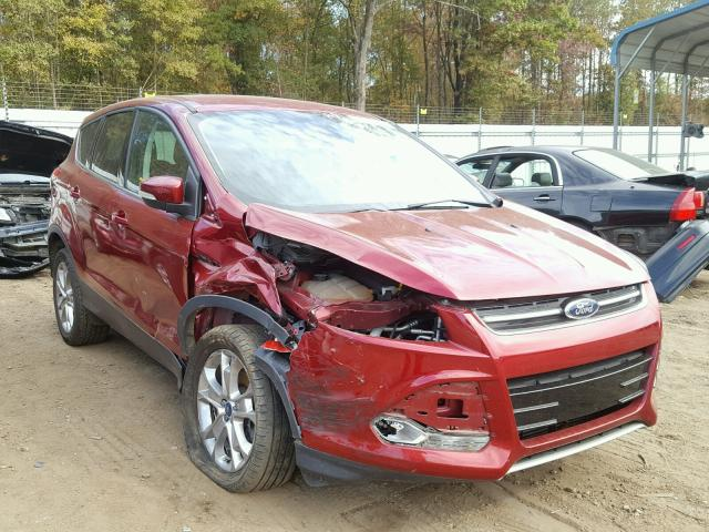 2013 FORD ESCAPE 2.0L