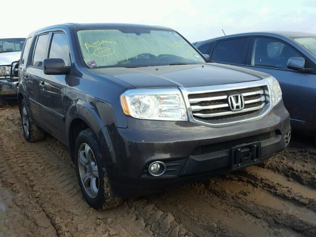 Salvage 2014 Honda PILOT for sale