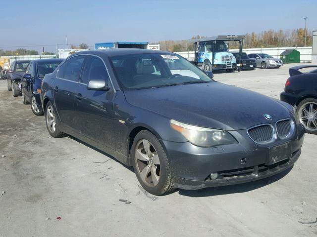 2005 BMW 525 2.5L