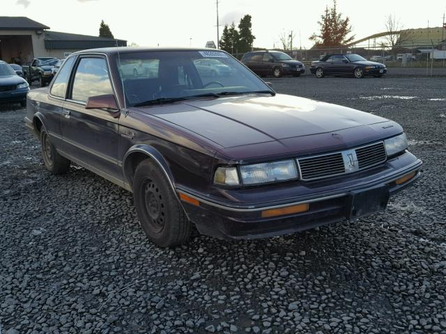 1987 OLDSMOBILE CUTLASS CI 3.8L