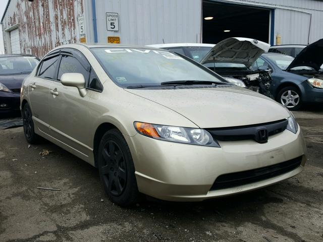 2008 HONDA CIVIC 1.8L