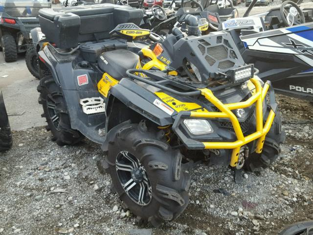 2012 CAN-AM OUTLANDER 2