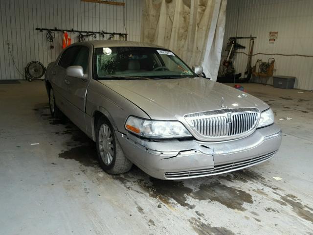 2003 LINCOLN TOWN CAR 4.6L