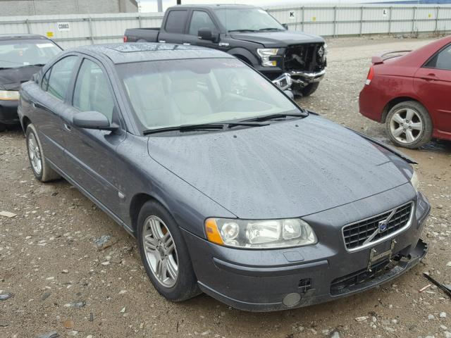 auto auction ended on vin: yv1rs592x62507739 2006 volvo s60 2.5t in