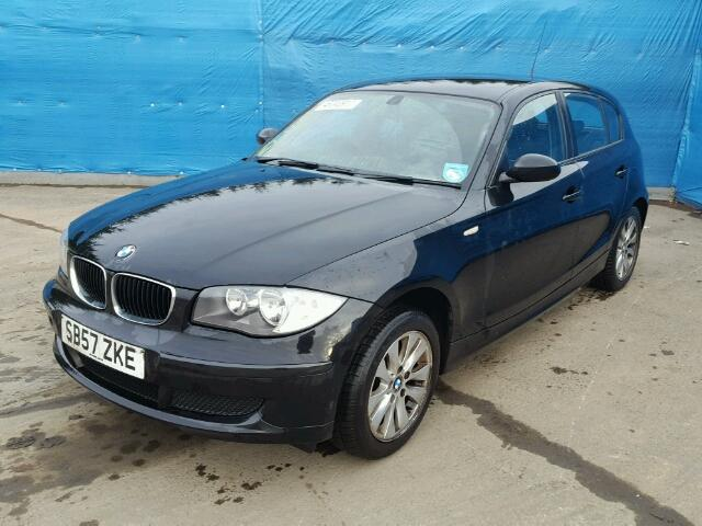 2008 bmw 118d es for sale at copart uk salvage car auctions. Black Bedroom Furniture Sets. Home Design Ideas
