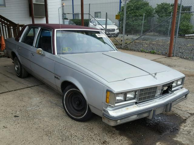 1984 OLDSMOBILE CUTLASS SUPREME For Sale | PA - PHILADELPHIA