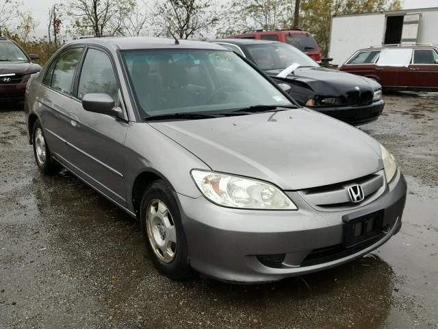 2005 HONDA CIVIC 1.3L