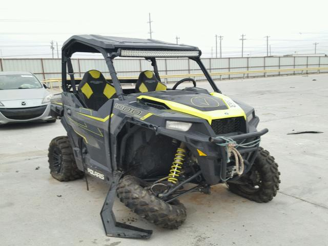 2017 polaris general 1000 eps ride command edition for sale tx ft worth salvage cars. Black Bedroom Furniture Sets. Home Design Ideas
