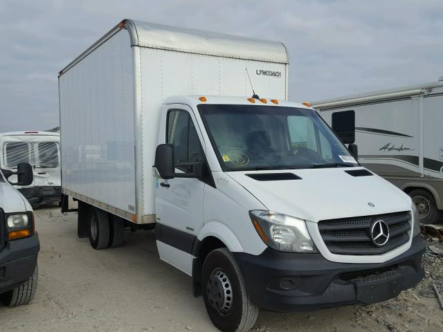 2015 MERCEDES-BENZ SPRINTER 3.0L