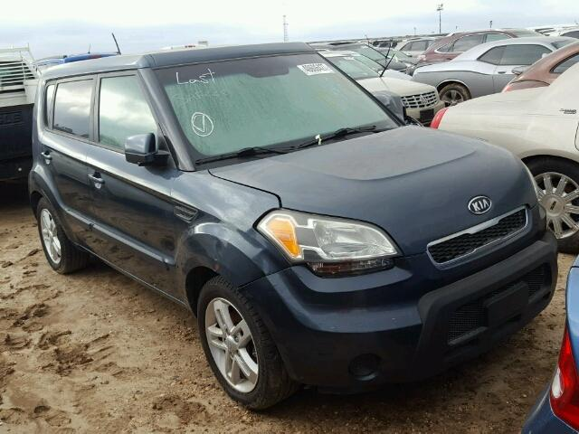 Salvage 2011 KIA SOUL for sale
