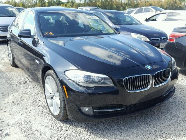 2013 BMW 535 3.0L
